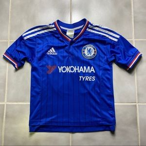 Eden Hazard Adidas Chelsea Soccer Jersey Shirt